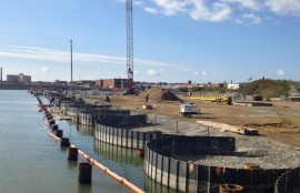 New Bedford Marine Commerce Terminal